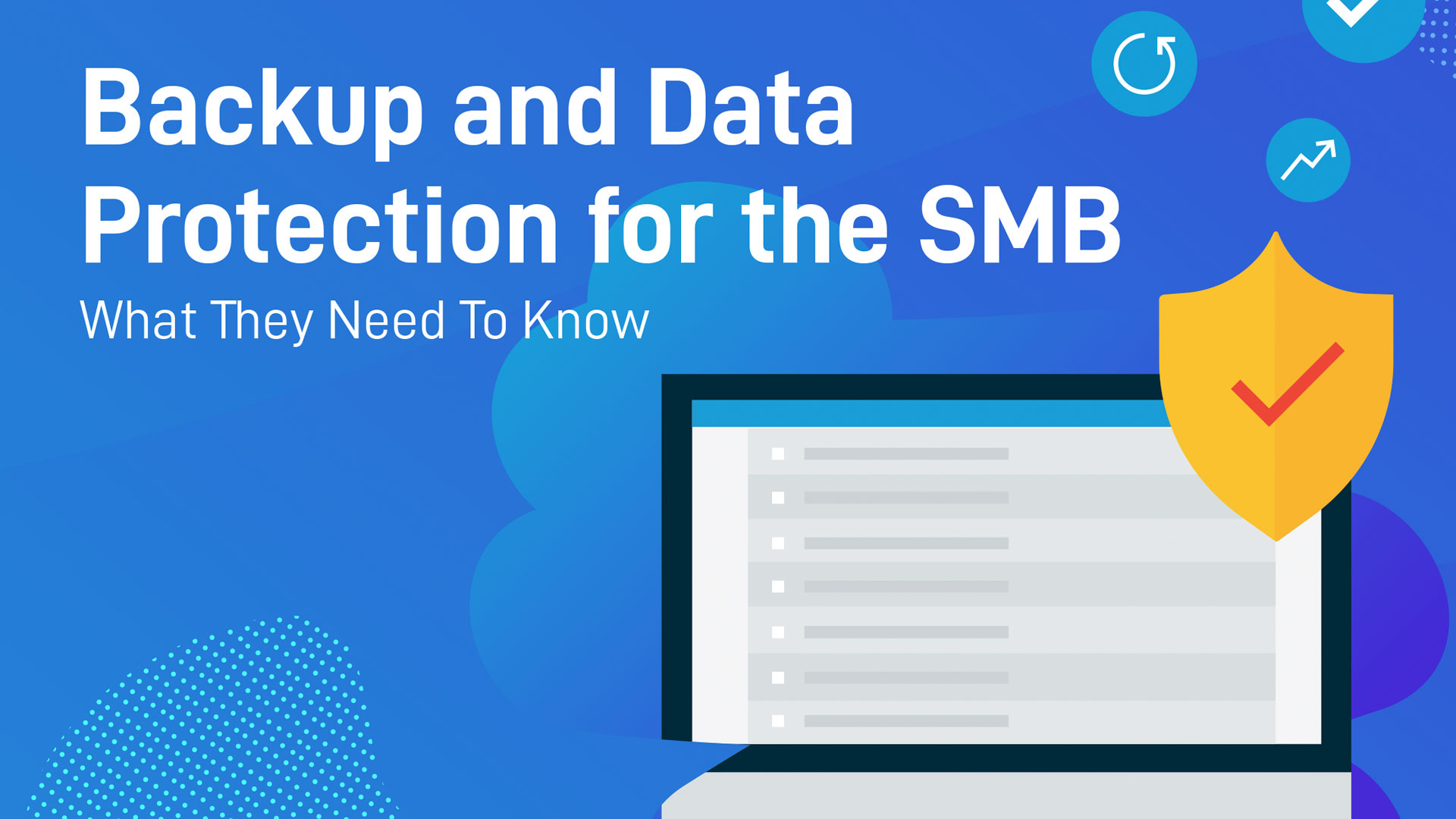 Backup and Data Protection for the SMB