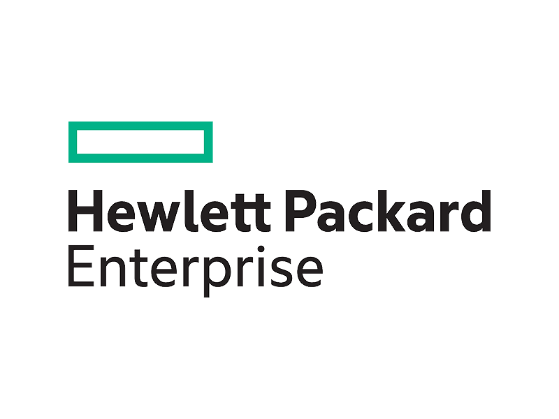 Hewlett Packard Enterprise (Logo)