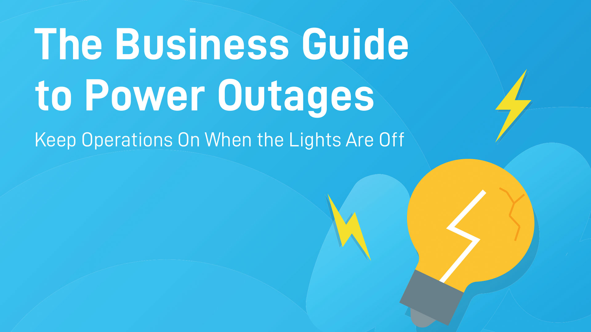 The Business Guid to Power Outages